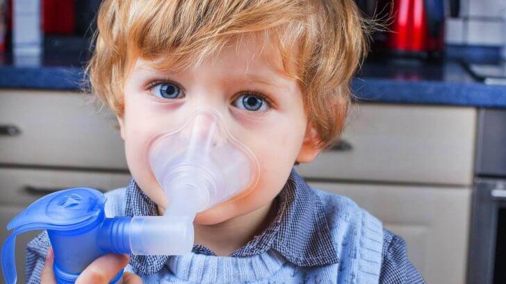 Действие ингаляции при аденоидах у детей