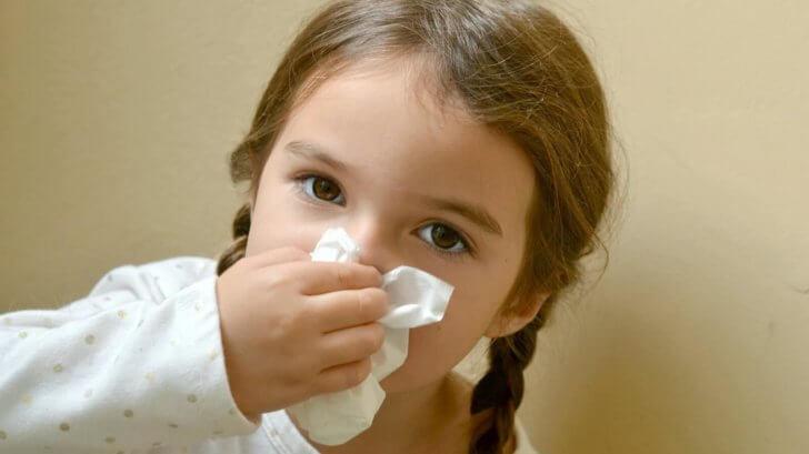 Медикаментозное лечение аденоидов у детей: лекарства