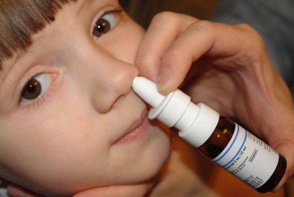 Лечение насморка при аденоидах у ребенка