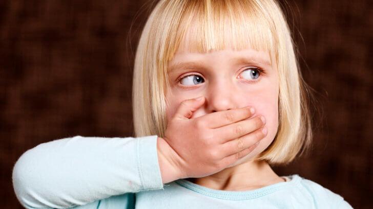Нарушение речи у детей при аденоидах