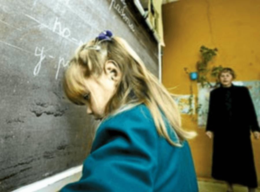 Снижение успеваемости у детей в школе (при аденоидах)