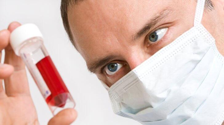 Заболевания крови при аденоидитах у детей