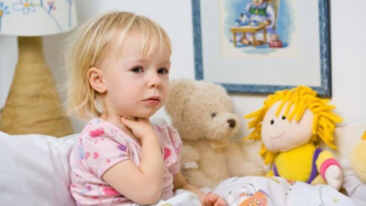 Заболевания лимфатической системы при аденоидитах у детей: лимфангиит