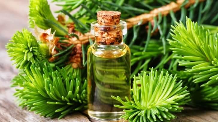 Пихтовое масло при лечении аденоидов у детей