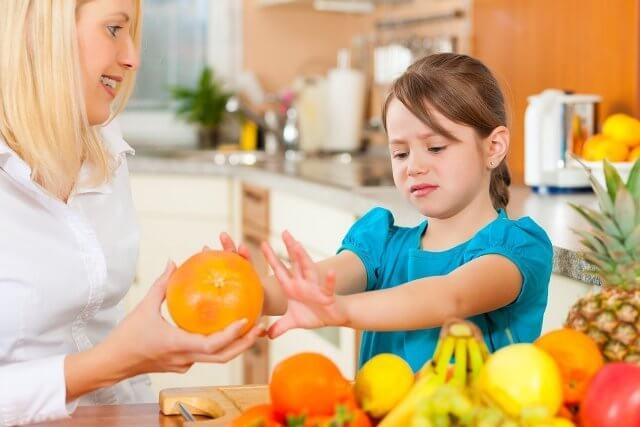 аденоиды II стадии рацион питания