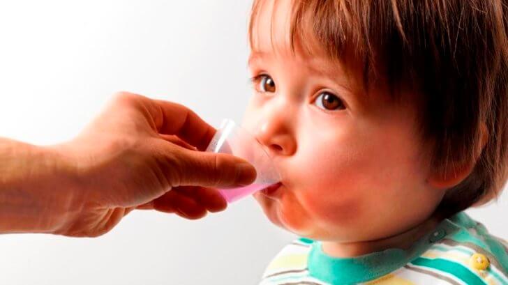 Чем лечить аденоиды у ребёнка 3-го года жизни