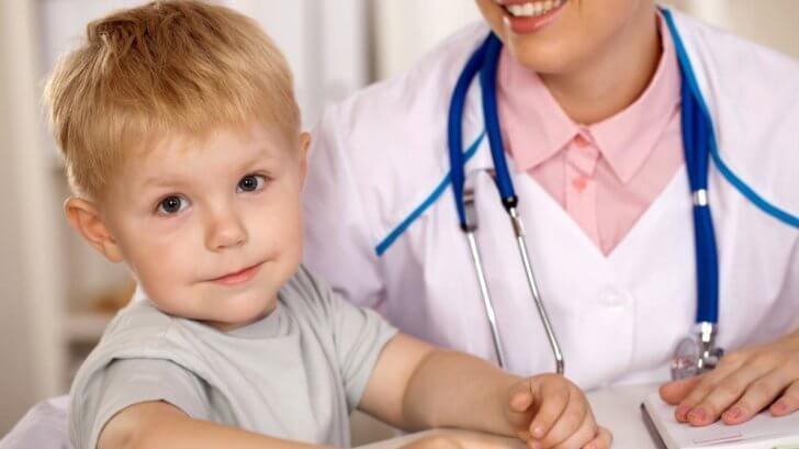 Симптомы аденоидов у ребёнка 3-х лет