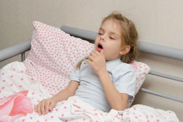 Бывает ли кашель при аденоидах у детей