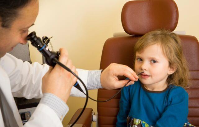 Как выглядят аденоиды в носу у детей