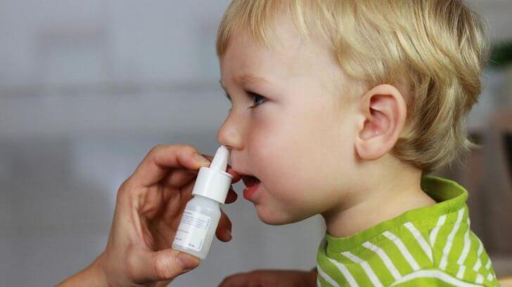 Капли в нос при аденоидах у детей