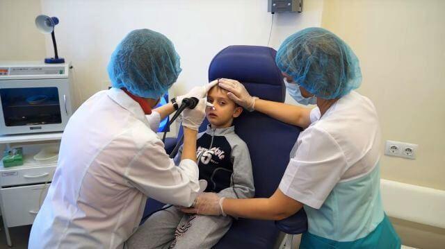 Лазеротерапия при аденоидах у детей противопоказания