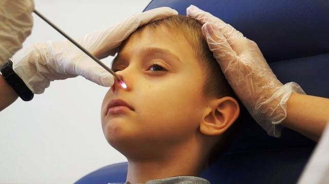 Побочные эффекты при проведении лазеротерапии