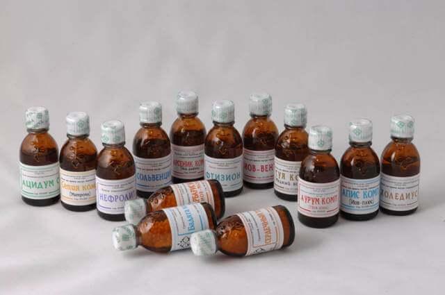 Гомеопатические лекарства при аденоидах