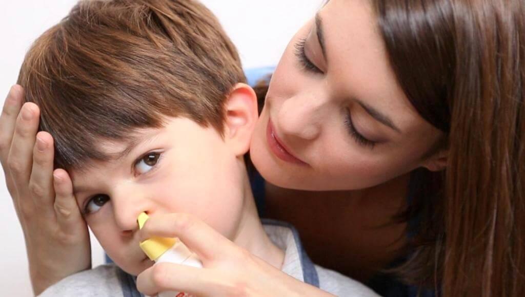 Лечение аденоидов у детей при помощи масла туи